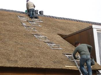 dak vervangen door een dakwerker